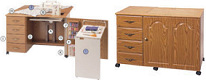 image of 4 Drawers, Space conscious, Model 49 Std, Electric Lift, RM-SC-WH, Opening:24x11.75, Ins:24x12.5