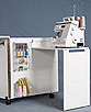 image of Add on Serger Table. WH