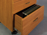 image of Full extension drawer glide.