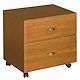 image of 1 medium drawer and 1 large drawer,