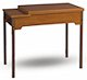 image of School Desk w/Lf (for Flat Bed Machines Only)