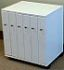 image of 6 drawers, up to 240 spools, <b>Stackable</b>, RM-SC-WH Galaxy